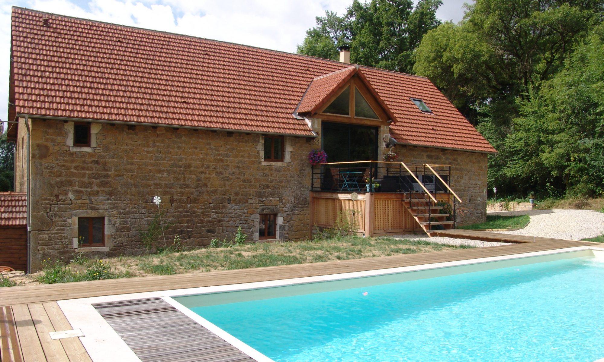 Chambres d'hotes - La Grange, Cavagnac